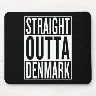 gerades outta Dänemark Mauspad