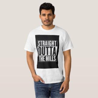 GERADES OUTTA der MÜHLET - Shirt