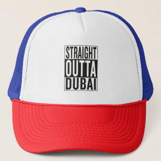 gerades outta Dubai Truckerkappe