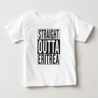 gerades outta Eritrea Baby T-shirt