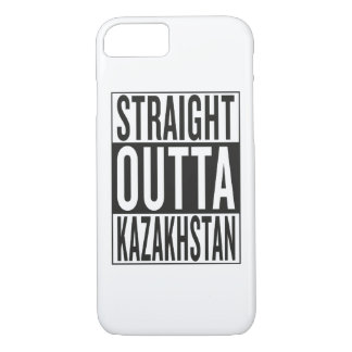 gerades outta Kasachstan iPhone 8/7 Hülle