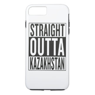 gerades outta Kasachstan iPhone 8 Plus/7 Plus Hülle
