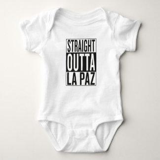 gerades outta La Paz Baby Strampler