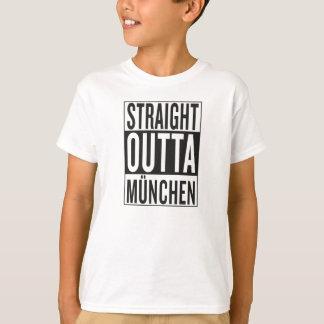 gerades outta München T-Shirt