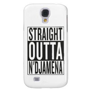 gerades outta N'Djamena Galaxy S4 Hülle