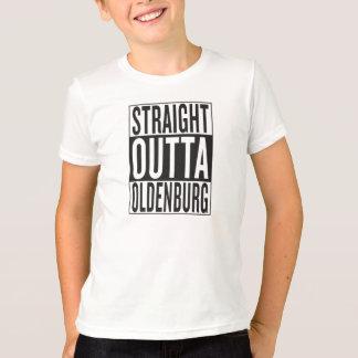 gerades outta Oldenburg T-Shirt