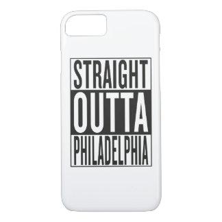 gerades outta Philadelphia iPhone 8/7 Hülle