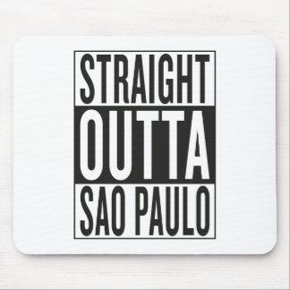 gerades outta Sao-Paulo Mousepad