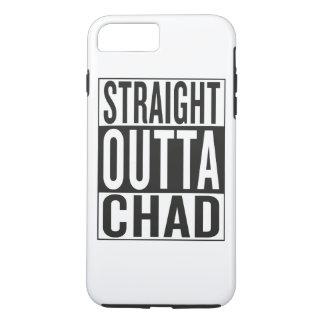 gerades outta Tschad iPhone 8 Plus/7 Plus Hülle