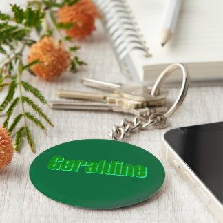 Geraldine Schlüsselkette Schlüsselanhänger