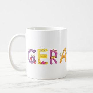 Geraldine-Tasse Kaffeetasse