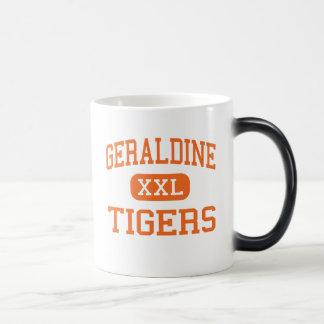 Geraldine - Tiger - hoch - Geraldine Montana Verwandlungstasse