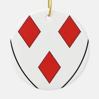 Gerard Keramik Ornament