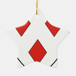 Gerard Keramik Stern-Ornament