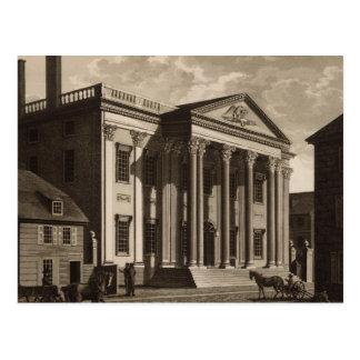 Gerards Bank in Philadelphia Postkarte