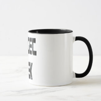 Gerät-Aussenseiter-Metall Tasse