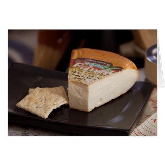 Geräucherter Rambol Käse Karte