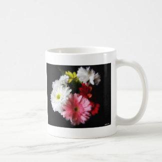 Gerbera-Gänseblümchen 9 Kaffeetasse