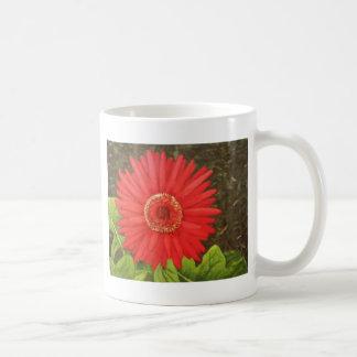 Gerbera-Gänseblümchen durch Patrick Kelly Kaffeetasse