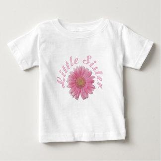 Gerbera-Gänseblümchen-kleine Schwester-T - Shirts