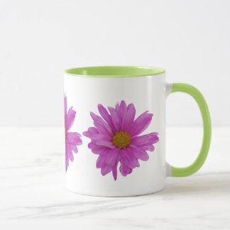 Gerbera-Gänseblümchen-Tasse Tasse