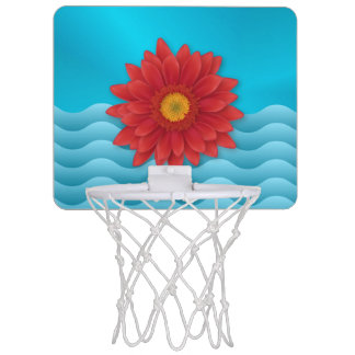 Gerbera Mini Basketball Ring