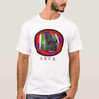Gerbil-Radfahrer T-Shirt
