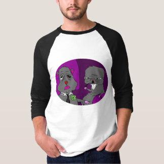 Gerbilsraglan-Shirt T-Shirt