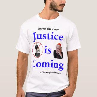 Gerechtigkeit kommt T-Shirt
