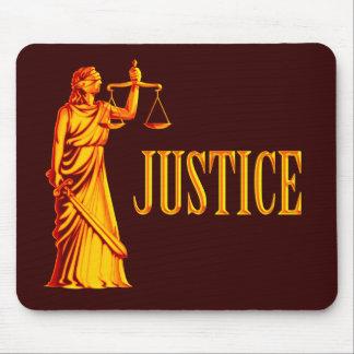 Gerechtigkeit - Mousepad