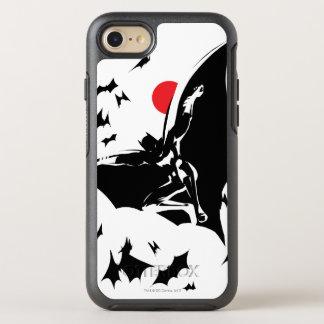 Gerechtigkeits-Liga| Batman in der Wolke der OtterBox Symmetry iPhone 8/7 Hülle