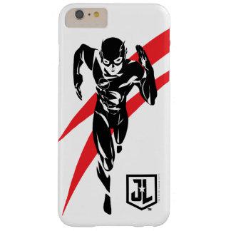 Gerechtigkeits-Liga | der Blitz, der Noir Barely There iPhone 6 Plus Hülle
