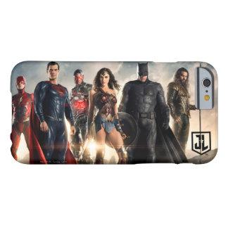 Gerechtigkeits-Liga der Gerechtigkeits-Liga-  auf Barely There iPhone 6 Hülle