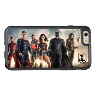 Gerechtigkeits-Liga der Gerechtigkeits-Liga-| auf OtterBox iPhone 6/6s Plus Hülle