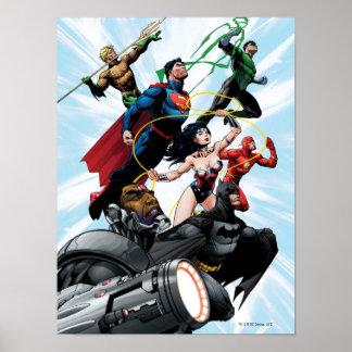 Gerechtigkeits-Liga - Gruppe 1 Poster