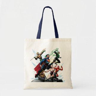 Gerechtigkeits-Liga - Gruppe 1 Taschen