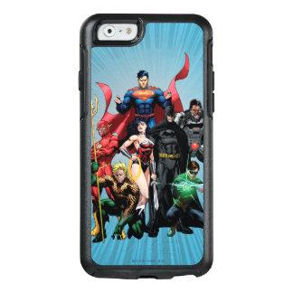 Gerechtigkeits-Liga - Gruppe 2 OtterBox iPhone 6/6s Hülle