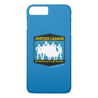 Gerechtigkeits-Liga-intergalaktische Patrouille iPhone 8 Plus/7 Plus Hülle