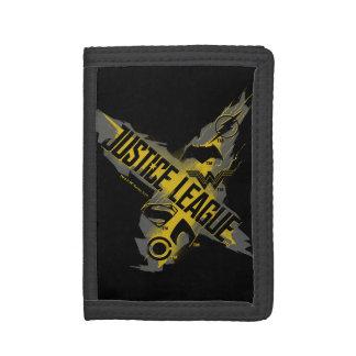 Gerechtigkeits-Liga-u. Team-Symbole der