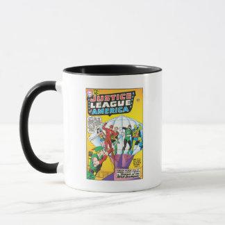Gerechtigkeits-Liga von Amerika-Frage #4 - können Tasse