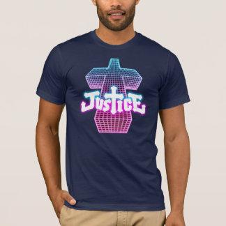 Gerechtigkeits-Quert-stück T-Shirt
