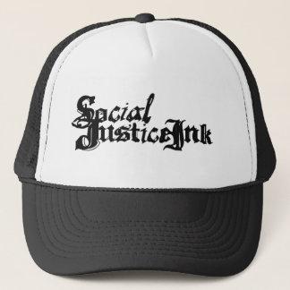 Gerechtigkeits-Tinten-Hut Truckerkappe