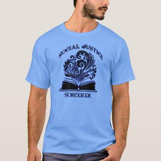 Gerechtigkeits-Zauberer T-Shirt