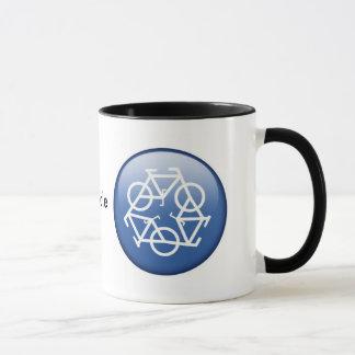 gerecycelte-blau tasse