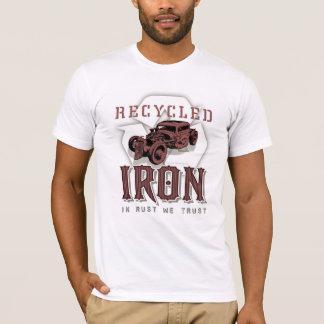 Gerecyceltes Eisen T-Shirt