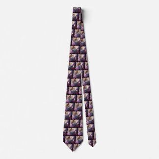 Gereizte Krawatte
