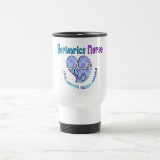 Geriatrie-Krankenschwester-Geschenke Reisebecher