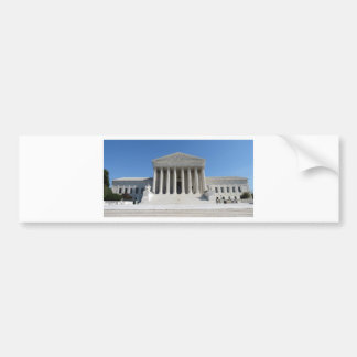 Gericht-Gebäude Vereinigter Staaten Autoaufkleber