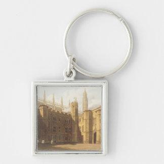 Gericht von College Königs Cambridge vom Hist Schlüsselband