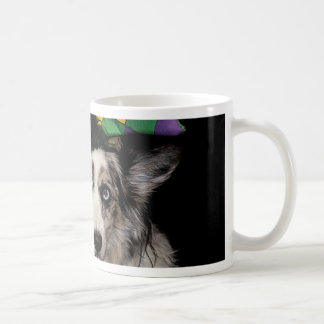 Gerichts-Spaßvogel-Wolljacke Kaffeetasse